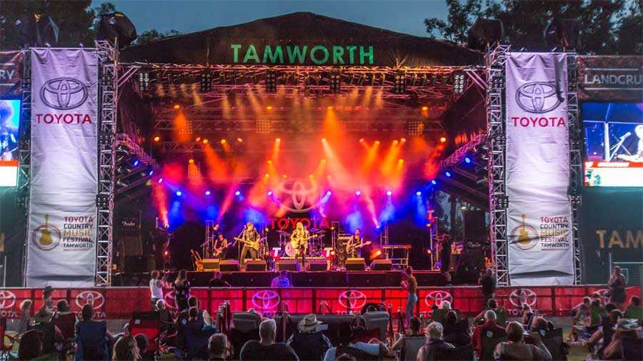 Tamworth Country Music