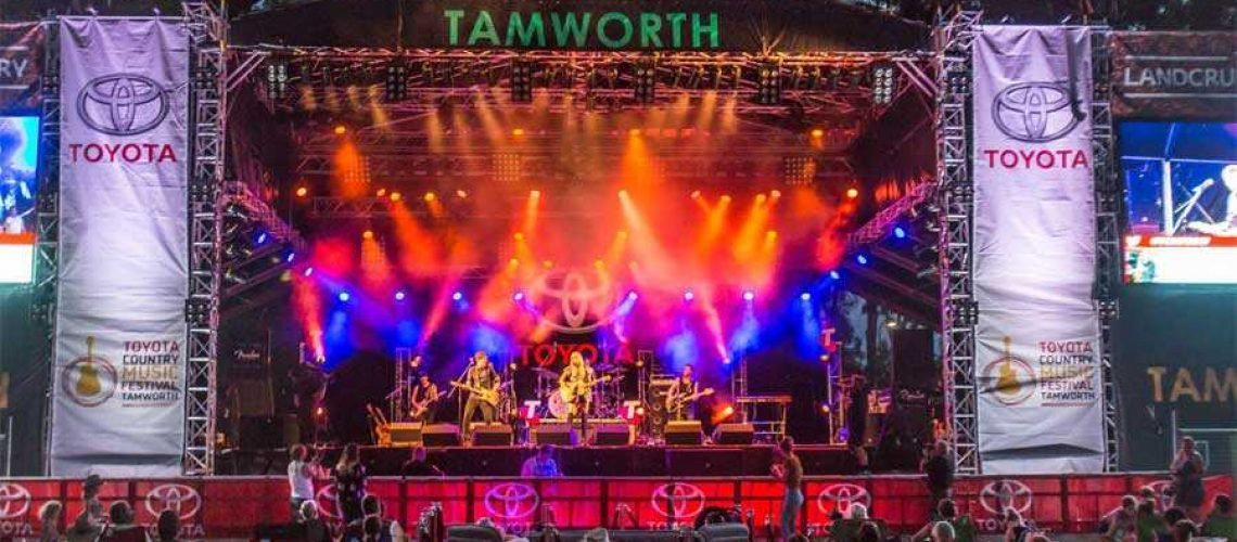 Tamworth Country Music